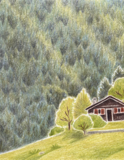 Illustration Grenoble - Camille Kozlik