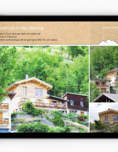 Fiche architecte graphiste Grenoble